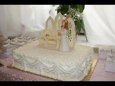 Come decorare la torta per la Comunione di Greedy | Greedyweb