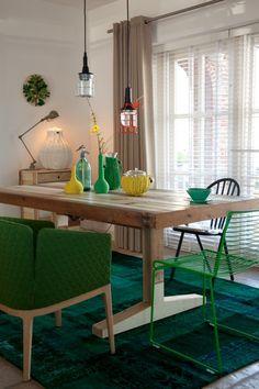 Funky Friday blog: Woonmodetrend Stad & Land: groen voor binnen en buiten!