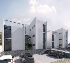 Térreo Arquitetos - Edifício Multifamiliar Architects