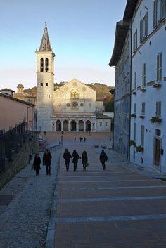 #Spoleto Duomo