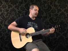 Guitar Lesson: Angel from Montgomery