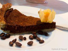 7gramas de ternura: Tarte de Café e Chocolate