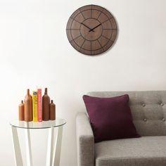 Gaiola - Relógio - Azzurium Decorações e Presentes Criativos