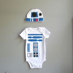 Star Wars Baby. I think my grandpa is actually going to buy this! (: