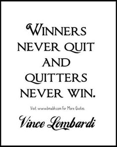 Inspirational Quotes About Never Give Up