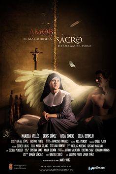 Amor sacro (2011) España. Dir.: Javier Yáñez Sanz. Curtametraxes. Fantástico. Terror. Suspense. Romance. Relixión - DVD CINE 2449-I