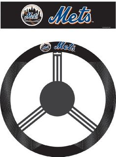 New York Mets Poly-Suede Steering Wheel Cover New York Mets Poly-Suede Steering Wheel Cover by Fremont Die. $31.50. This product may be prohibited inbound shipment to your destination.. Please refer to SKU# PRA15449119 when you inquire.. Residents of CA, DC, MA, MD, NJ, NY - STUN GUNS, AMMO/MAGAZINES, AIR/BB GUNS and RIFLES are prohibited shipping to your state. Also note that picture may wrongfully represent. Please read title and description thoroughly.. Shipping Weight: 2....