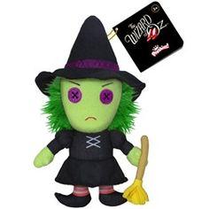 Boneco de Plush Bruxa Malvada Mágico de Oz