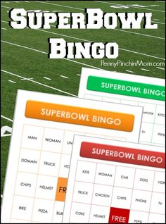 The SuperBowl is coming up soon! This is the time most people get together for food, fun and the game. However, most of us look even more forward to those hilarious and memorable commercials!!! ...