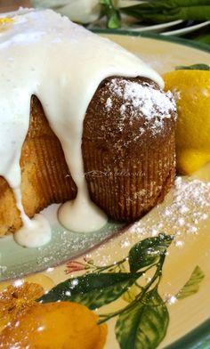 Italian Lemon Dove Cake with Limoncello Icing