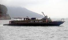 国立ハンセン病療養所「大島青松園」がある大島(高松市庵治町)と高松・庵治両港を結ぶ、国が官用船で運航してきた2航路のうち、民間委託の方針が決まった庵治航路で、ジャンボフェリー(高松市)による船の運航が9日始まった。