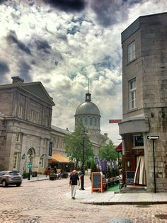 iCapture: Old Montreal