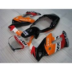 Honda VTR1000F 1997-1998 ABS Fairing - Repsol - Color | $579.00