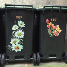 Are those trash cans bc same Flower Yellow, Creepy, Blue Sargent, Modern Magic, Punk, Kawaii, Tumblr, In This Moment, Instagram Posts