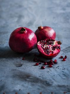 Pomegranate - Eats&Arts Food Photography