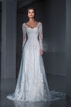 Autumn Silk Bridal wedding dresses | Signature