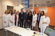 Il sindaco Mazzola all'open day della nuova rete di riabilitazione dell'Asl di Viterbo. Il primo cittadino: «Il nostro ospedale ha strutture di eccellenza e validi professionisti»