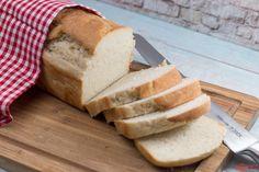 Einfaches selbstgemachtes Sandwichbrot nach Jamie Oliver