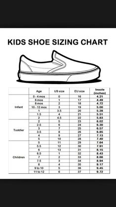 Baby Shoe Sizes By Age South Africa. Kids' Shoe Size Chart Convert Inches Centimeters To Sizes. Home and Family Shoe Chart, Shoe Size Chart Kids, Infant Shoe Size Chart, Baby Outfits, Kids Outfits, Winter Outfits, Toddler Shoes, Kid Shoes, Baby Shoes