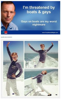 PERFECT. I am also assuming that gay ships are going to be the end of you.
