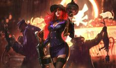 Mafia Miss Fortune | League of Legends