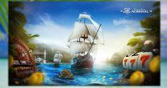 Турнир «Жемчужные острова» в онлайн казино Адмирал.  Игровой клуб Адмирал приготовил для своих пользователей огромное количество подарков. Примите участие в турнире «Жемчужные острова» и вступите в борьбу за отличные выигрыши!  Для участия в течение действия