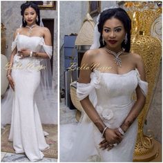 Khadijah Ahmadu Ali & Prince Abdulmalik Ogohi's Grand Wedding ❤️ 1st Photos on www.bellanaija.com/weddings!  Makeup: @FlawlessFacesByJane Photos: @TuBillion | Dress: @TsemayeBinitie