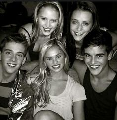 Daniel, Emily, Micheal,Eldon and Chloe! Best Series, Best Tv Shows, Best Shows Ever, Family Channel, Disney Shows, The Next Step, Perfect Couple, Dance Moms, Studio