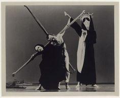 El Penitente (Ballet choreographed by Martha Graham) ca. 1940