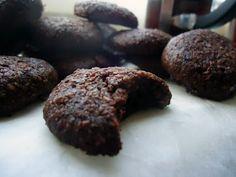 Småkaker med sjokoladesmak #lowcarb #LCHF #lavkarbo