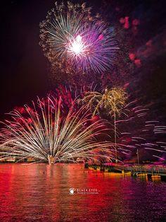 #fireworks of hakone #japan