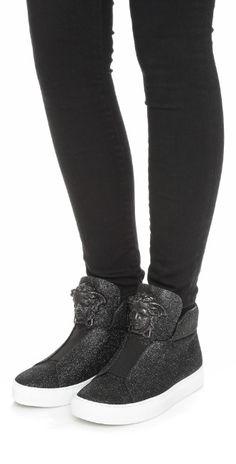 Versace Medusa Sneakers | SHOPBOP