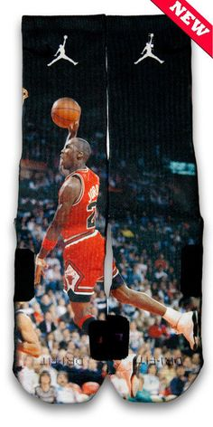 Jordan Custom Elite Socks