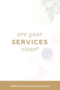 Are Your Services Cl