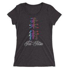 Jiu Jitsu Ladies' short sleeve t-shirt - Japanese