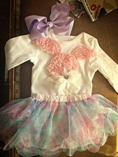 Hey, I found this really awesome Etsy listing at https://www.etsy.com/listing/184107096/girl-infant-toddler-baby-pink-easter