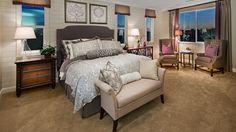 Madeira East - Plan Seven - Prado - Master Bedroom