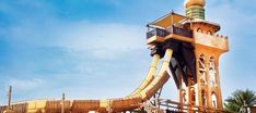 Jumeirah Sceirah, Dubai | 18 Of The Coolest Water Slides From Around The World
