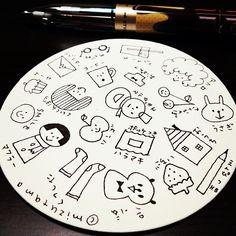 EMBELLISHMENT CIRCLE - .@mizutamahanco | スマイルどーこだ? | Webstagram - the best Instagram viewer