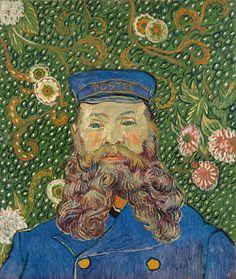 Kunstwerk: 'Joseph Roulin, Vincent van Gogh - 1889' van Het Archief