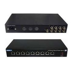 9-CH Passive Video Balun w/DC24V Power Supply by OKINA. $253.13. VBU09DC-1UPA is a passive video balun power hub device capable of transmitting 9 channels of baseband video signal and providing 12 VDC power for all 9 channels at the same time using UTP cable. These devices are designed to be used with VBU110RJ-DCPA passive video and power assurance balun. Passive video signal transmission up to 1000ft / 300m and provide the camera with 12 V DC @ 300mA maximum. B...