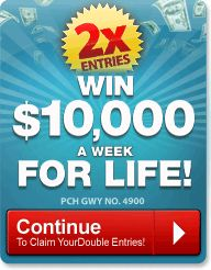 PCH Search & Win: [with a happy face]