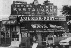 Shorty's Newsstand, Fairview, NJ