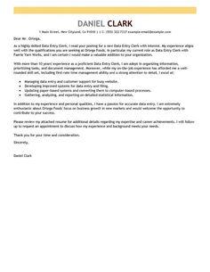 Cover Letter Sample Cover Letter For Internal Position
