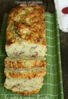 Savory Scones, Savory Muffins, Savoury Cake, Quiches, Pie Recipes, Cooking Recipes, Plum Cake, Health Dinner, Party Finger Foods