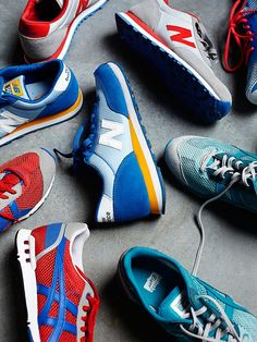 New Balance Team Spirit Trainer at Free People Clothing Boutique
