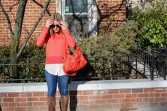 layered spring look