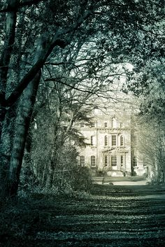 "Kings Weston House - This reminds me of the fairy mansion in the wonderful novel ""Dr Norrell and Jonathan Strange."""