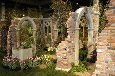 Celtic Garden Imports   Irish Gardens   Garden Building   Show Gardens