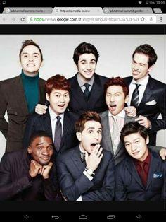 I like they..